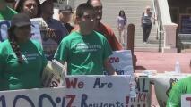 Dreamers urgen al congreso para que apruebe una solución migratoria