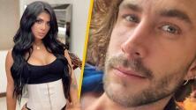 """""""En la tele no sucedió"""": Supuesta infidelidad de Kimberly Flores sí pasó, según Roberto Romano"""