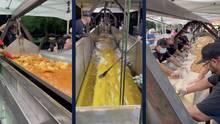 Restaurante mexicano en Arizona rompe récord Guinness con la Chimichanga más larga