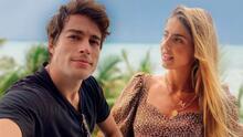 """Danilo Carrera dice estar """"más enamorado que nunca"""" de Michelle Renaud y responde si ya se reconciliaron"""