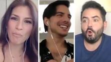 Alessandra Rosaldo y Vadhir esperaban la boda de José Eduardo Derbez: él les cuenta por qué no hubo