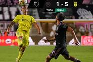 Inter Miami vuelve a caer goleado a pesar del golazo vía la dupla Higuaín – Pizarro