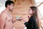 """Samantha y Rafael son víctimas de """"la maldición de la cabaña"""" y sus derrotas son la prueba"""