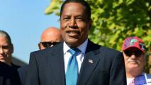 En Costa Mesa esperan a Larry Elder para seguir los resultados de la elección revocatoria contra Newsom