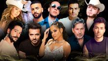 Ellos son los artistas que subirán al escenario de Premio Lo Nuestro 2021