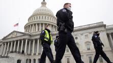 Otros dos oficiales que atendieron la toma del Capitolio fueron hallados sin vida por suicidio