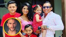 """""""Un mal capítulo no significa el final"""": Edwin Luna tras supuesta aventura entre Kimberly Flores y Roberto Romano"""