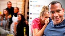 JLo no borró todas sus fotos con A-Rod: estas son las amorosas imágenes de su ex que dejó en Instagram