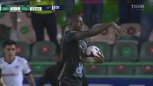 ¡Jugada ensayada y gol del León! Barreiro logra el empate 1-1 ante Toluca