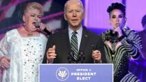 Paquita, Grupo Firme y otros artistas que faltan en la inauguración de Biden, según los fans de Despierta América