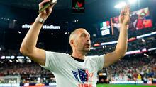 """Berhalter resalta a los jugadores del Team USA: """"Fueron imparables"""""""