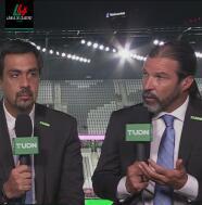 """Marcelo Balboa: """"Team USA está mejorando y aprendiendo qué es Concacaf"""""""