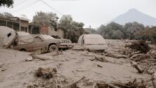 Erupción del volcán de Fuego deja una estela de destrucción y muerte en Guatemala