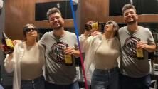 Mejor 'caguamearon': Unas cervezas impidieron que Yuridia y Edén Muñoz terminaran de grabar juntos