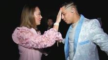 El ritual de Grupo Firme previo a presentarse en el Staples Center con todo y la bendición de Tanya Charry