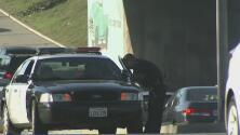 Autoridades buscan al sospechoso de dispararle en la cabeza a una mujer en California