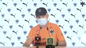 ¿Defensivo? Aguirre responde: Vean los juegos de Cruz Azul y Juventus