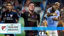 Golazos de la Semana: Ezequiel Barco y dos estrellas brasileñas comandan la acción