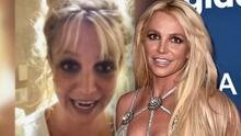 Britney Spears celebra que por primera vez a sus 39 años pudo comprarse una tablet