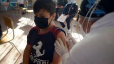 ¿Cuáles serían los efectos secundarios de la vacuna contra el coronavirus en niños menores de 12 años?