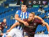 Oxígeno para el Huesca luego de vencer a la Real Sociedad B