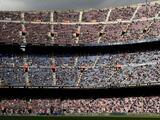 Barcelona puso en riesgo a sus fanáticos tras fallas en el Camp Nou