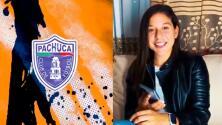 ¡Bombazo! Norma Palafox, nueva jugadora de Pachuca Femenil