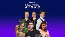 ¡Llegó nueva música! Natti Natasha, Anuel AA, Selena Gomez, Río Roma y más, bless our ears con estos releases