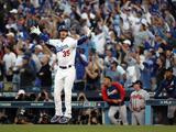 ¡Viven! Bellinger despierta a los LA Dodgers y le pegan a los Atlanta Braves
