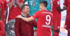 Para Matthäus, Lewandowski debe ganar The Best sí o sí