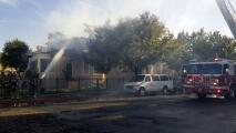 Edificio histórico y centro de rehabilitación en Fresno es consumido por incendio
