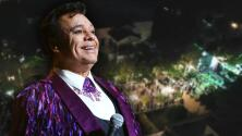A cuatro años de su partida, así se vivió el homenaje a Juan Gabriel en su casa de Ciudad Juárez