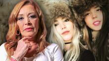 Sylvia Pasquel manda un sentido de mensaje a Frida Sofía por la muerte de su hermana Natasha