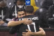 Oribe Peralta respalda a Funes Mori y desea que Henry crezca