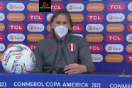 """Ricardo Gareca: """"El partido del tercer lugar tiene un valor importante"""""""