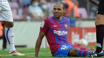 ¡Alarma! Barcelona puede perder otro delantero por lesión