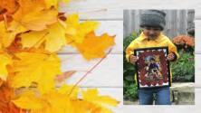 Mira lo que puedes hacer con tus hijos con las hojas del otoño