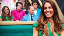 Kate Middleton termina a tiempo su aislamiento para disfrutar uno de sus eventos deportivos favoritos