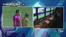 ¡Polémica! El VAR le anuló gol a Pumas por supuesto fuera de lugar de Iturbe