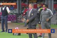El Color | La afición hizo sufrir al 'Piojo' Herrera en el Estadio Azteca