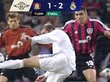 Futbol Retro | La volea histórica de Zinedine Zidane en Glasgow