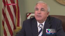 Alcalde de Miami Dade reacciona a pleito con la Policía