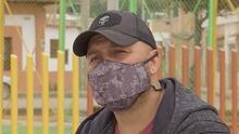 Un exmilitar colombiano dice que tenía una cita con la muerte, pero sin saberlo envió a su amigo
