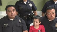 Un hombre salva la vida de una niña de 3 años que caminaba sola por una calle de Los Ángeles