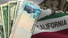 Estímulo del Estado Dorado: California envía nueva ronda de 2 millones de cheques de hasta $1,100