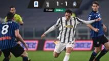 Con penal errado de Cristiano, Juventus cedió empate ante el Atalanta