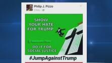 Sacerdote de Queens que instó a los detractores de Trump a saltar de un edificio se disculpa