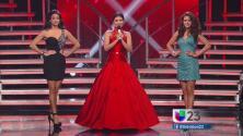 Así fue Nuestra Belleza latina el pasado domingo