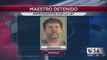 Maestro continúa detenido por disparar en la secundaria Dalton