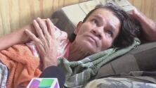 Piden donaciones para Doña Socorro, una mujer enferma de Añasco